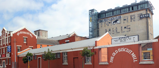 Safari Fusion blog | Cape Town travels | The Old Biscuit Mill, Woodstock, Cape Town