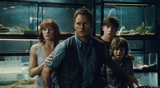 review jurassic world