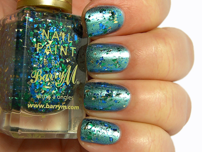 Barry M Aquarium Nail Effects - Mermaid