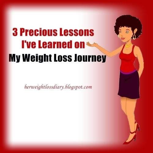 Weight Loss Lesson Learned