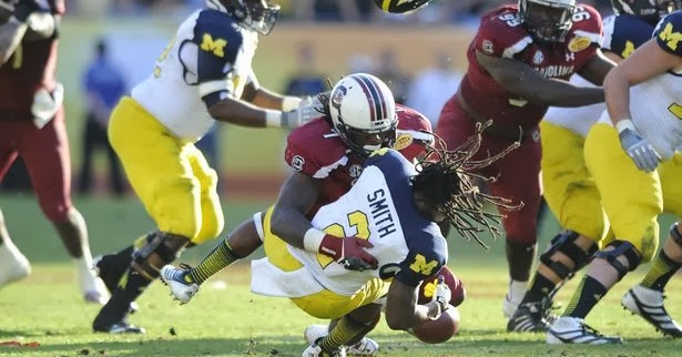 Will Jadeveon Clowney Be The 1st Pick In The 2014 NFL Draft?