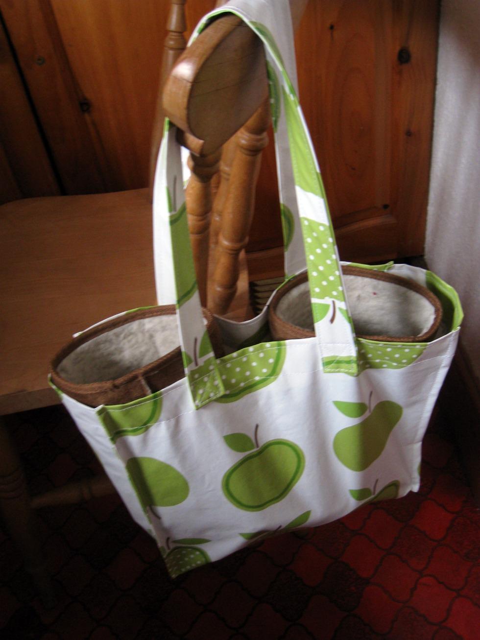 RosMadeMe: Bag and Baggage