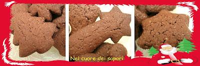 biscottini al cacao (natalizi)