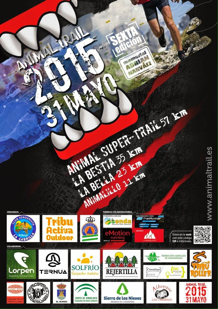 ANIMAL TRAIL 2015