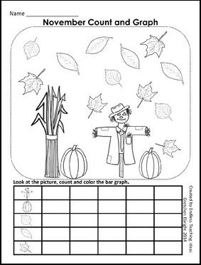 Free Worksheets » Kindergarten Graph Worksheets - Free Printable ...