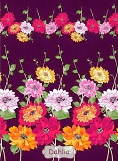 Grosir Selimut Rosanna Vito Soft Blanket Dahlia