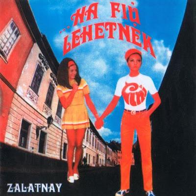 Zalatnay Sarolta - ...Ha Fi? Lehetn?k 1970 (Hungary, Pop, Pop-Rock)