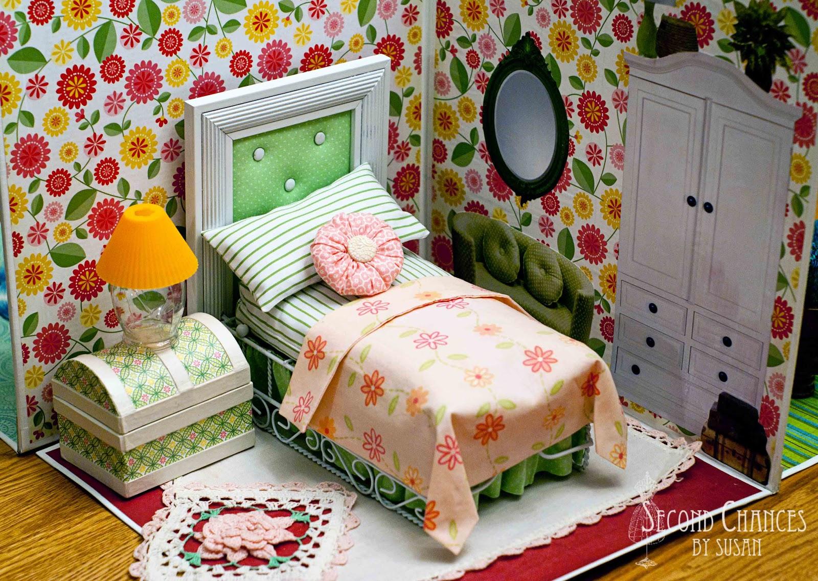 Кукольные домика своими руками и мебель для них