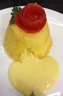 Petit gateau de queijo