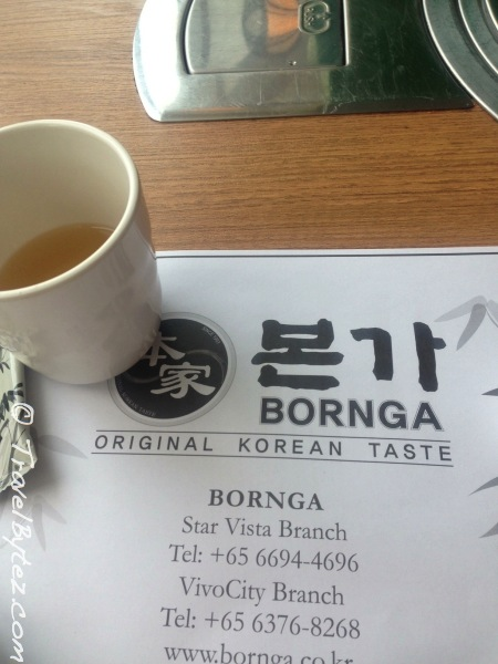 Korean BBQ at BORNGA / 本家 / 본가 (The Star)