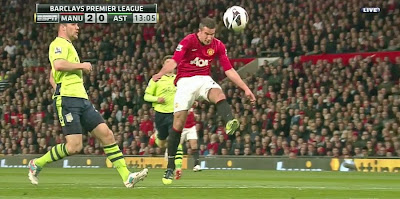 Manchester United Juara EPL Video 3 Jaringan Gol Robin Van Persie, English Premier League.