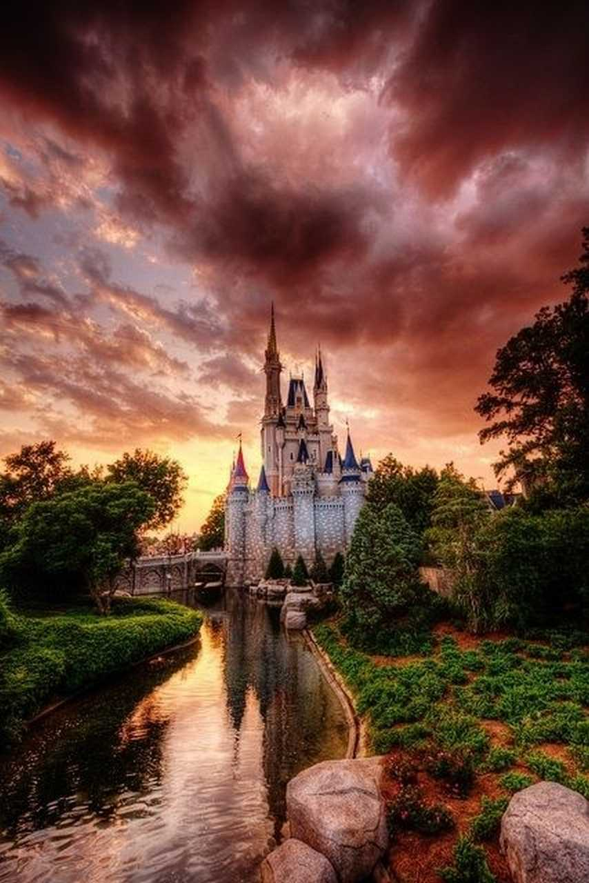 The Nicest Pictures Cinderella 39 S Castle In Disney World