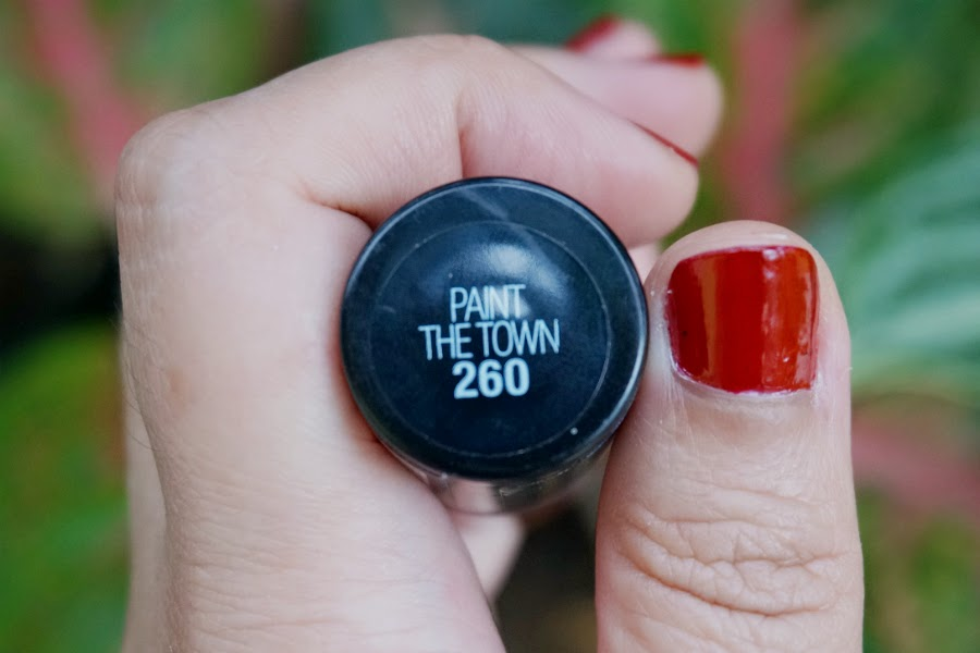Maybelline Color Show Nail Lacquer in Paint the Town