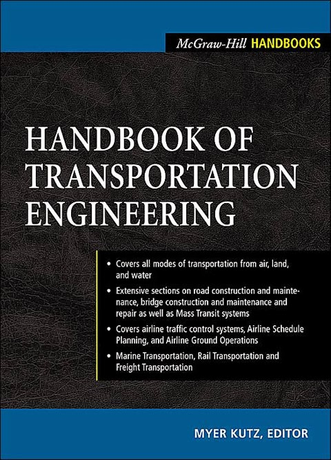 Book: Handbook of Transportation Engineering by Myer Kurtz