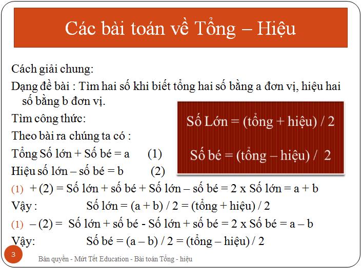 Bài toán tìm hai số khi biết tổng.hiệu(3)