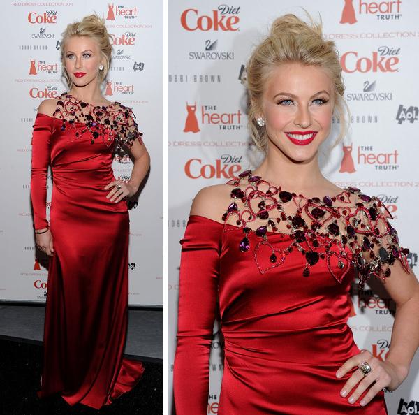 vestido vermelho para festa 02 25 Modelos de Vestidos Vermelhos Longos Para se Inspirar