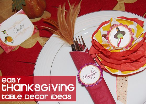 thanksgiving placecards, thanksgiving place setting, turkey art