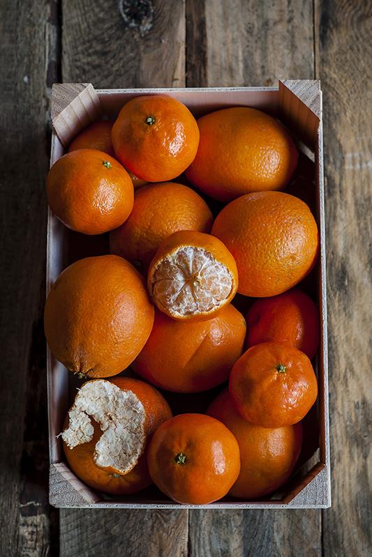 Owsianka z mandarynką