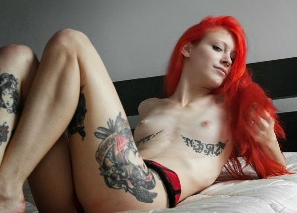 Redhead vampire girl nude tribal sex pictures