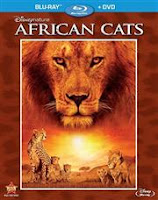 Download African Cats (2011) BluRay 720p 550MB Ganool