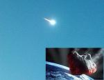 Nasa muestra fotografía de meteorito de California a Nevada