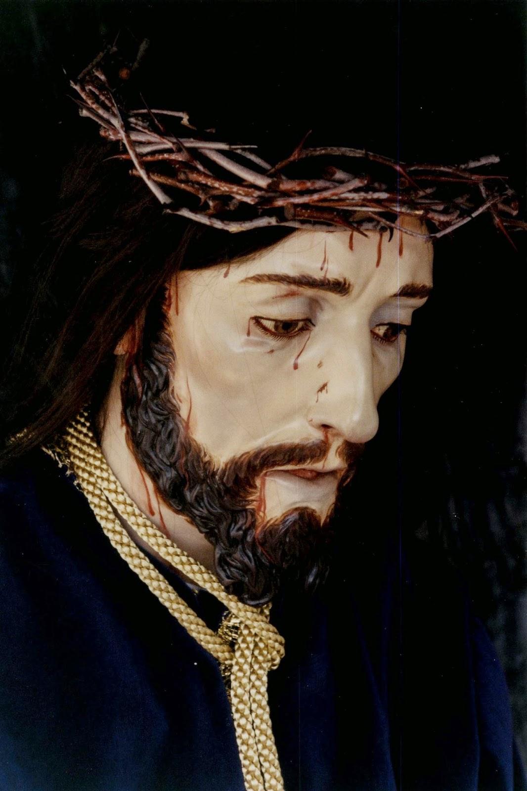 Cristo Misericordia La Algaida Arturo Serra Murcia escultura 2