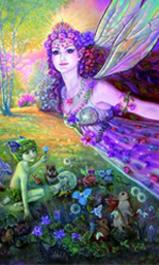 """""""El vuelo de Titania"""" de Judy Mastrangelo"""