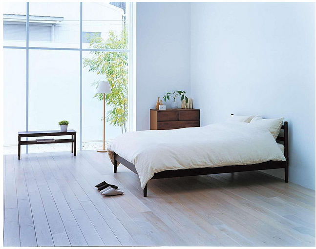 more muji perfection see more here - Muji Bed Frame