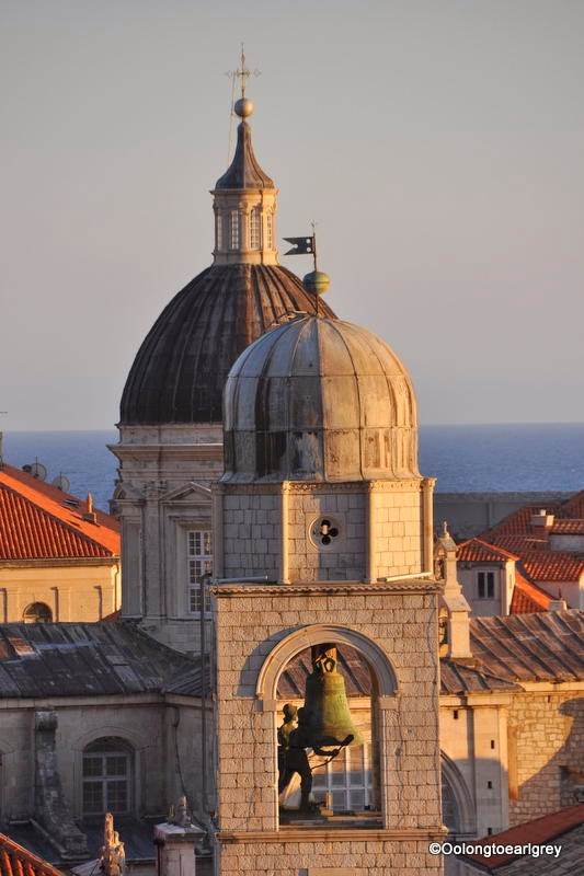 Baro and Maro, The Bell Tower, Dubrovnik Old Town