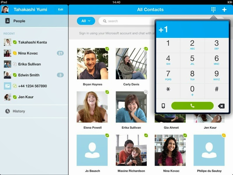 Skype Setup Full Program İndir