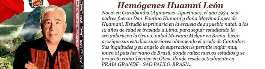 HERMOGENES HUAMANI LEON
