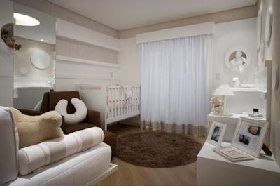 dormitorio bebé neutro