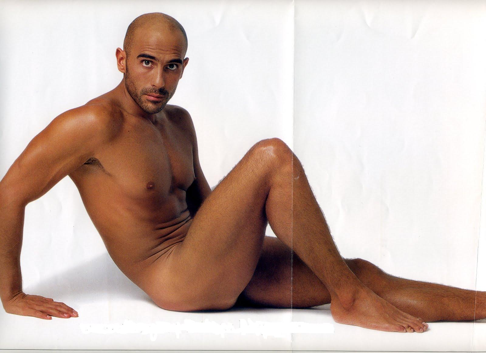 Hector Suarez Gomis Desnudo