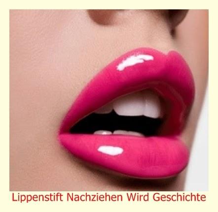Lippenstift nachziehen wird Geschichte