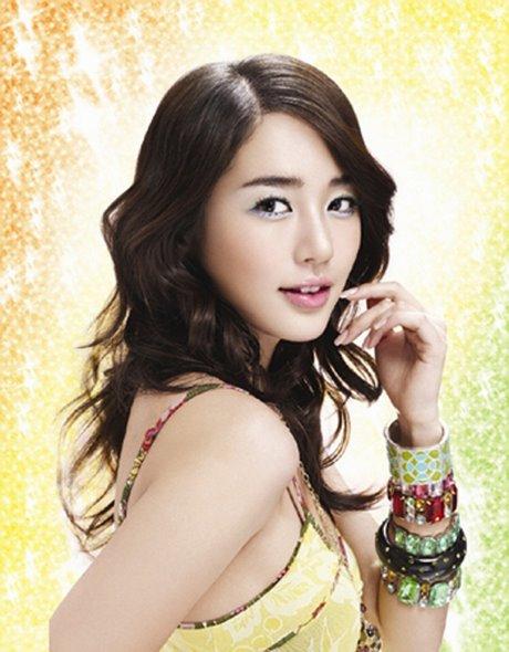Yoon Eun Hye Korean