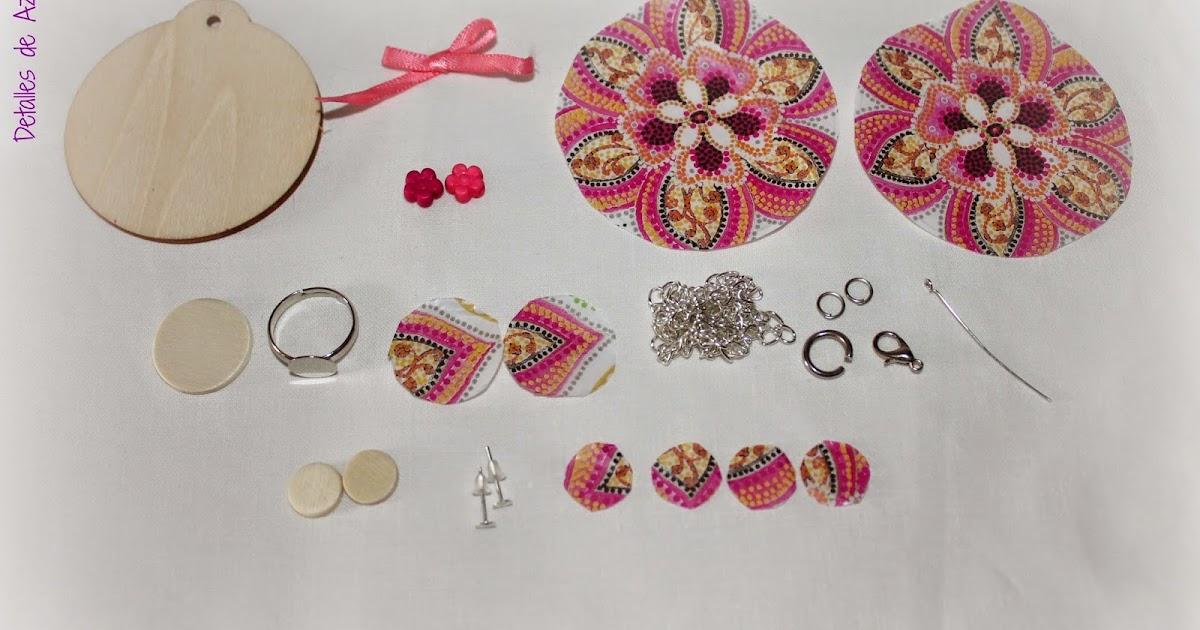 Mil y un detalles bisuter a creativa kits de bisuter a for Proveedores de material para bisuteria