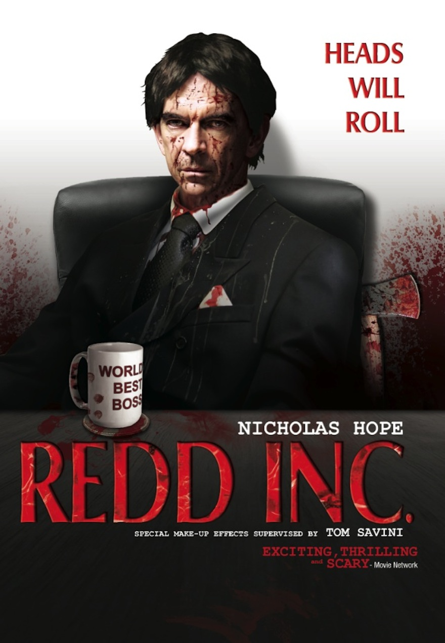 capa Redd Inc (Blu ray)
