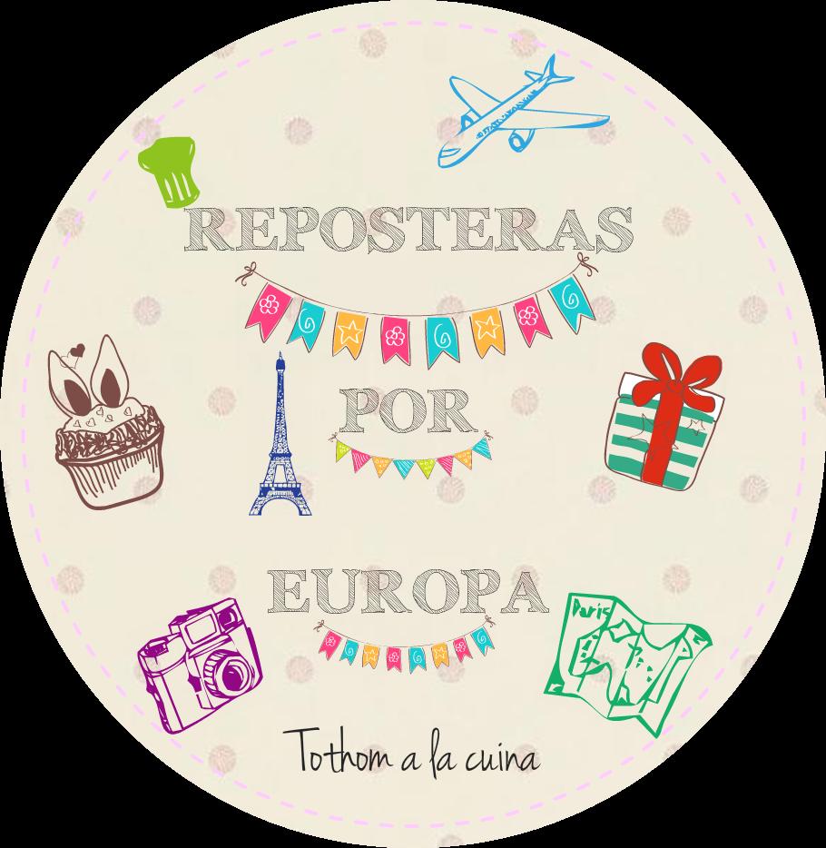 RETO REPOSTERAS POR EUROPA