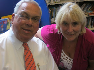 Andrea With Boston&#39;s Favorite Mayor ,Mayor Menino!