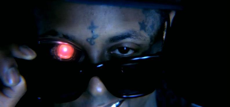 Lil Wayne no Vídeo Clipe Dirty Dancer (Remix)