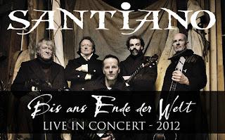Santiano Tour 2012 734697 - Pressemitteil. SANTIANO am 25.09.2012