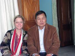 Prof. Gangmumei Kamei