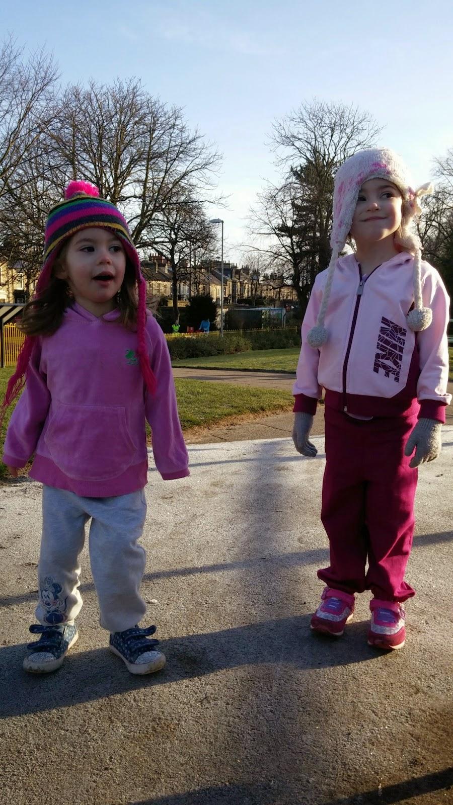 Junior Park run