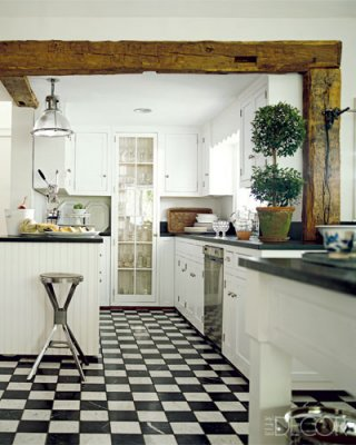 Interieur bouw: trend: de witte keuken
