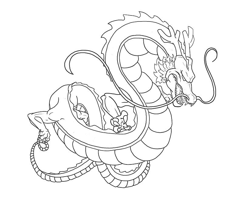 printable-shenron-character_coloring-pages-2