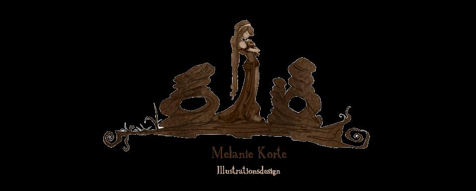 The Art of Melanie Korte – eMKay illustrations – daily business