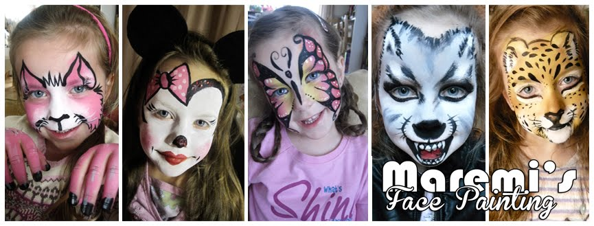 Maremi's Face and Body Painting