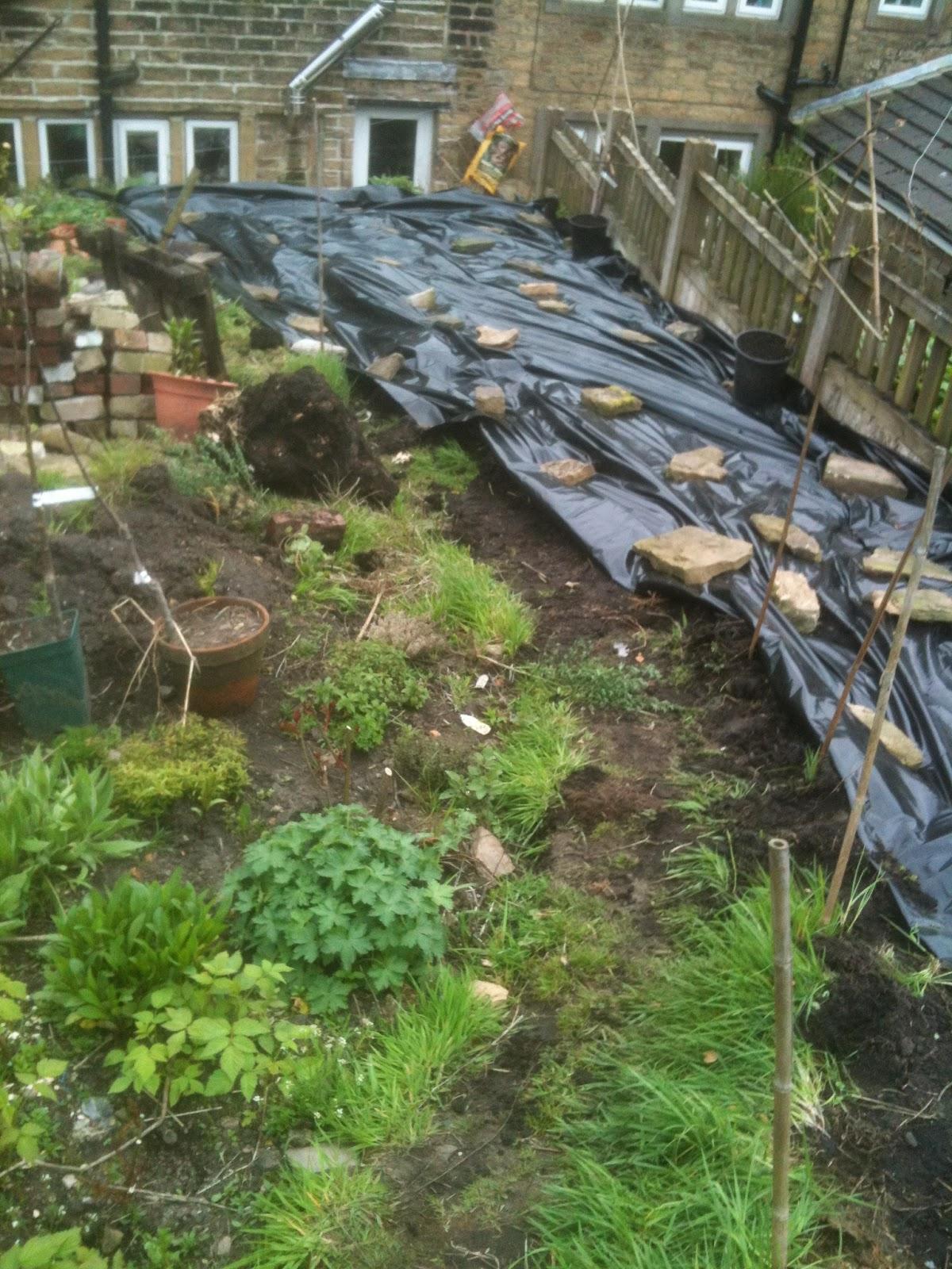 Being patients in gardening