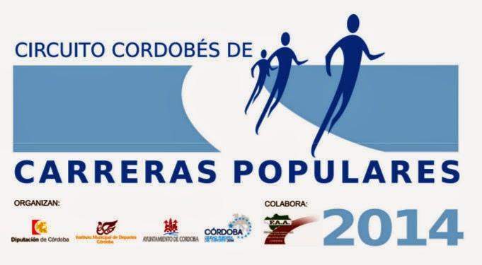 Carreras Populares Córdoba 2013