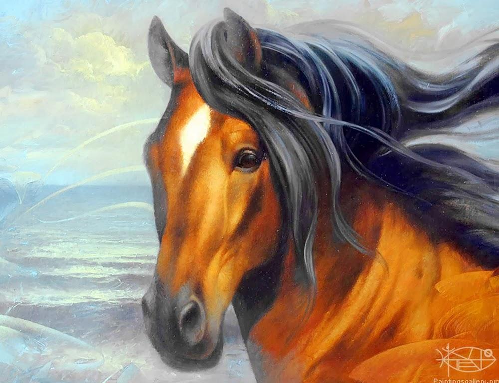 caballos-criollos-pintados-oleo